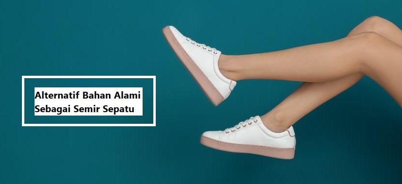 Alternatif Bahan Alami Sebagai Semir Sepatu